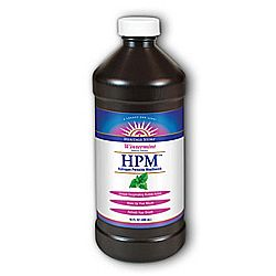 Heritage Products Hydrogen Peroxide Mouthwash Mint