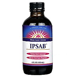 Heritage Products Ipsab Herbal Gum Treatment