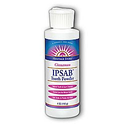 Heritage Products Ipsab Tooth Powder