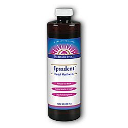 Heritage Products Ipsadent Mouthwash