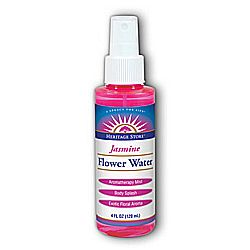 Heritage Products Jasmine Flower Water with Atomizer