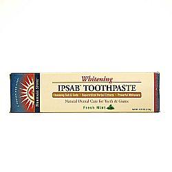 Heritage Products Ipsab Whitening Toothpaste