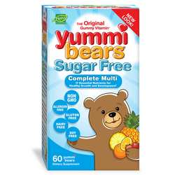 Hero Nutritionals Yummi Bears Children's Complete Multi-Vitamin
