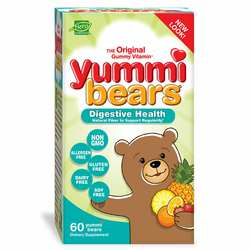 Hero Nutritionals Yummi Bears Fiber