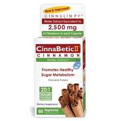Hero Nutritionals CinnaBetic II