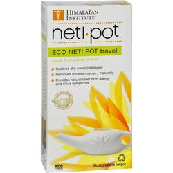 Himalayan Institute Travel Neti Pot