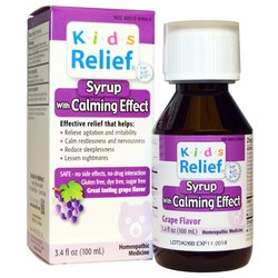 Homeolab USA Kids Relief Calm