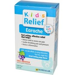 Homeolab USA Kids Relief Earache