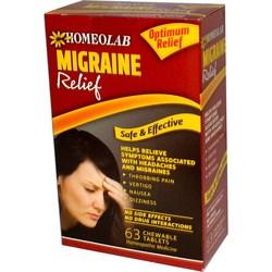 Homeolab USA Migraine Relief