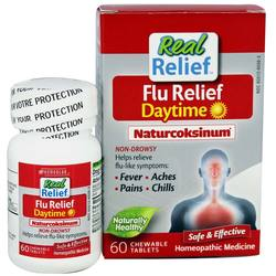 Homeolab USA Real Relief Flu Daytime Naturcoksinum