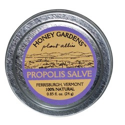 Honey Gardens Apitherapy Honey House Propolis Salve