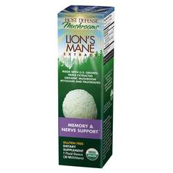Host Defense Lion's Mane Extract - Memory  Nerve Support