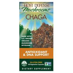 Host Defense Chaga - Antioxidant  DNA Support