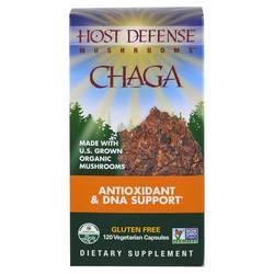 Host Defense Chaga Antioxidant and DNA Support