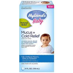 Hyland's Baby's Mucus and Cold Relief