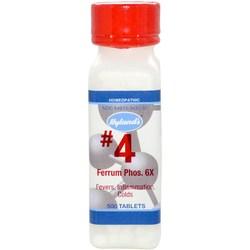 Hyland's #4 Ferrum Phos 6X