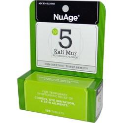 Hyland's NuAge No 5 Kali Mur Potassium Chloride