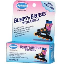 Hyland's Bumps 'n Bruises Tabs