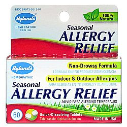 Hyland's Seasonal Allergy Tabs