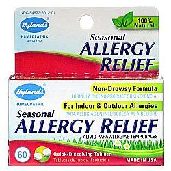 Hyland's Seasonal Allergy Tabs