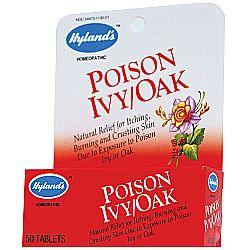 Hyland's Poison Ivy and Oak Tablets
