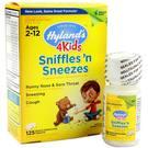 Hyland's Sniffles 'N Sneezes 4 Kids