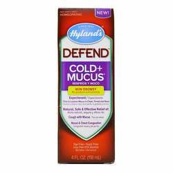 Hyland's Defend Cold + Mucus