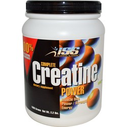 ISS Research Complete Creatine Power
