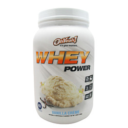 ISS Research Oh Yeah Whey Power