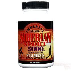 Imperial Elixir Siberian Ginseng Sport 5000 mg