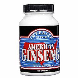 Imperial Elixir American Ginseng
