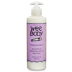 Indigo Wild Wee Body Baby Lotion