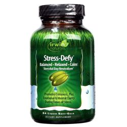 Irwin Naturals Stress-Defy Balanced  Relaxed