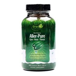 Irwin Naturals Aller-Pure Eyes Nose Throat