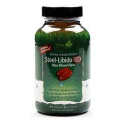 Irwin Naturals Steel Libido Red