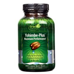 Irwin Naturals Advanced Yohimbe-Plus
