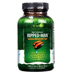 Irwin Naturals High-Performance Ripped Man