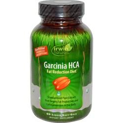 Irwin Naturals Garcinia HCA Fat Reduction Diet