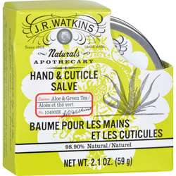 J R Watkins Hand  Cuticle Salve