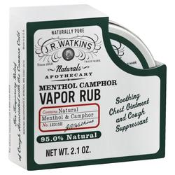 J R Watkins Vapor Rub