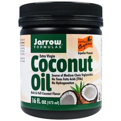 Jarrow Formulas Organic Extra Virgin Coconut Oil