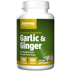 Jarrow Formulas Garlic  Ginger