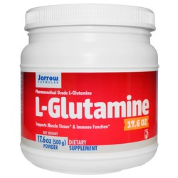 Jarrow Formulas L-Glutamine