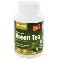 Jarrow Formulas Organic Green Tea