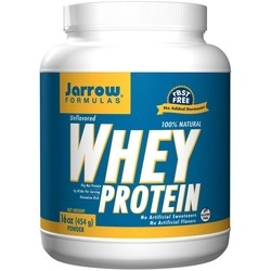 Jarrow Formulas 100- Natural Whey Protein Powder