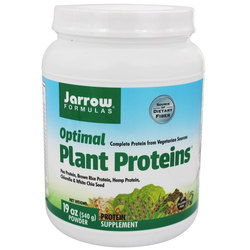 Jarrow Formulas Optimal Plant Proteins Powder