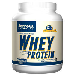 Jarrow Formulas 100- Natural Whey Protein