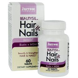 Jarrow Formulas Beautysil Hair and Nails
