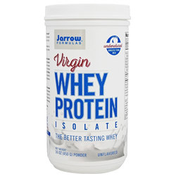 Jarrow Formulas Virgin Whey Protein Isolate