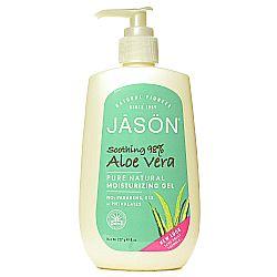 Jason Natural Cosmetics Soothing 98- Aloe Vera Moisturizing Gel
